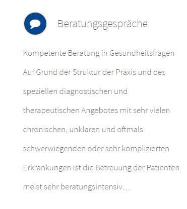 Beratungsgespräche in  Ravenstein